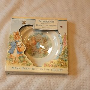 Vintage Peter Rabbit, wedgewood $ 35.00 # A201